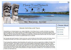 Hawaii Travel Network