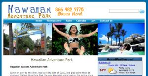 Hawaiian Adventure Park