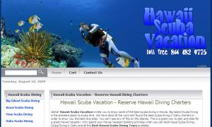 Hawaii Scuba Vacation