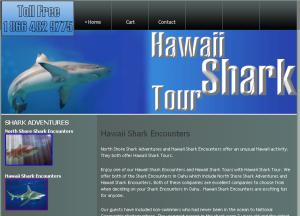 Hawaii Shark Tour