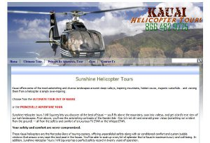 Kauai Helicopter Tours
