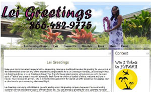 Lei Greetings