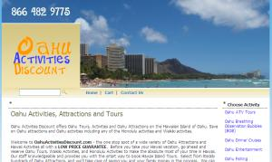 Oahu Activities Discount